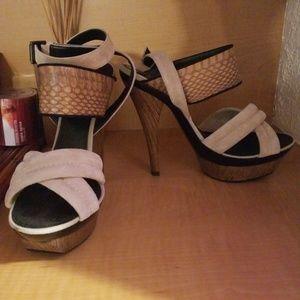 Barbara Bui Platform Heels 38 8